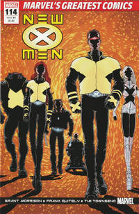 Cover Thumbnail for New X-Men MGC (Marvel, 2010 series) #114