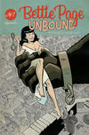 Cover for Bettie Page Unbound (Dynamite Entertainment, 2019 series) #7 [Cover B Scott Chantler]
