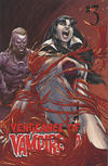 Cover Thumbnail for Vengeance of Vampirella (2019 series) #3 [Cover C Buzz]