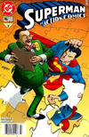 Cover Thumbnail for Action Comics (1938 series) #746 [Newsstand]