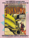 Cover for Gwandanaland Comics (Gwandanaland Comics, 2016 series) #2508/2509-A - The Complete Adventures into the Unknown Readers Giant #8