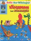 Cover for Bastei-Comic (Bastei Verlag, 1972 series) #7 - Jolle der Wikinger - Käsepannen bei Normannen