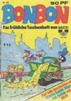 Cover for Bonbon (Bastei Verlag, 1973 series) #63