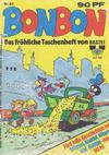 Cover for Bonbon (Bastei Verlag, 1973 series) #63