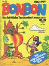 Cover for Bonbon (Bastei Verlag, 1973 series) #51