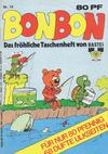Cover for Bonbon (Bastei Verlag, 1973 series) #18