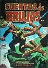 Cover for Cuentos de Brujas (Editora de Periódicos La Prensa S.C.L., 1951 series) #36