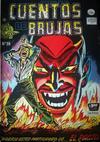 Cover for Cuentos de Brujas (Editora de Periódicos La Prensa S.C.L., 1951 series) #38