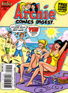 Cover for Archie Double Digest (Archie, 2011 series) #252 [Direct Edition]