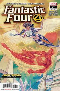 Cover Thumbnail for Fantastic Four (Marvel, 2018 series) #17 (662)