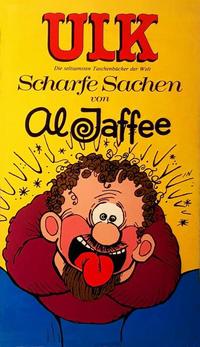 Cover Thumbnail for Ulk (BSV - Williams, 1978 series) #18 - Scharfe Sachen von Al Jaffee
