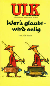 Cover Thumbnail for Ulk (BSV - Williams, 1978 series) #11 - Wer's glaubt - wird selig