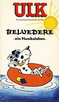 Cover Thumbnail for Ulk (BSV - Williams, 1978 series) #15 - Beluedere - ein Hundeleben -