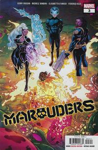 Cover Thumbnail for Marauders (Marvel, 2019 series) #3
