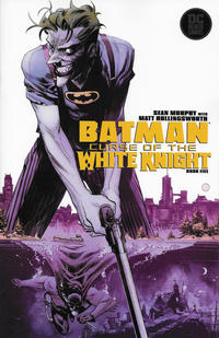 Cover Thumbnail for Batman: Curse of the White Knight (DC, 2019 series) #5