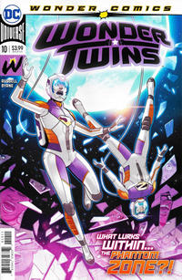 Cover Thumbnail for Wonder Twins (DC, 2019 series) #10