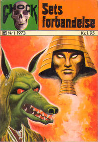Cover Thumbnail for Chock-serien (Williams, 1973 series) #1