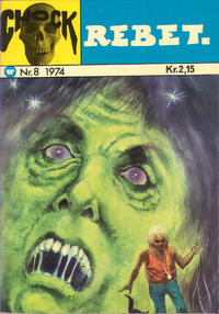 Cover Thumbnail for Chock-serien (Williams, 1973 series) #8
