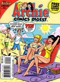 Cover Thumbnail for Archie (Jumbo Comics) Double Digest (Archie, 2011 series) #252 [Direct Edition]