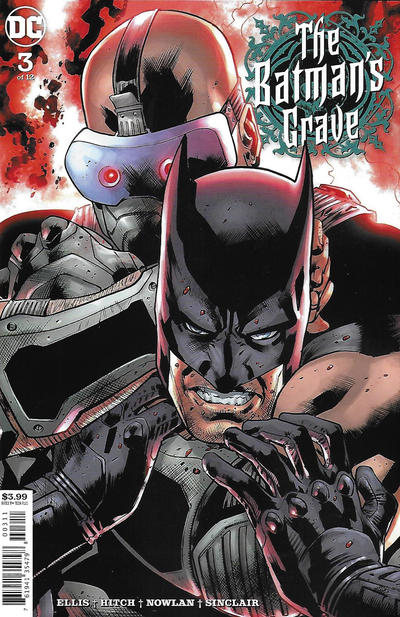 Cover for The Batman's Grave (DC, 2019 series) #3 [Jeehyung Lee Variant Cover]