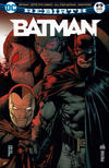 Cover for Batman Rebirth (Urban Comics, 2017 series) #9