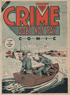 Cover for Crime Does Not Pay (Arnold Book Company, 1950 series) #2