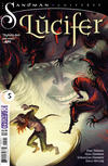 Cover for Lucifer (DC, 2018 series) #5