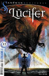 Cover for Lucifer (DC, 2018 series) #12