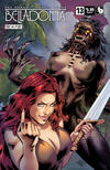 Cover for Belladonna: Fire and Fury (Avatar Press, 2017 series) #13 [Vicious Nude Variant]