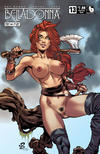 Cover Thumbnail for Belladonna: Fire and Fury (2017 series) #13 [Stunners Nude Variant]