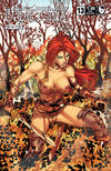 Cover Thumbnail for Belladonna: Fire and Fury (2017 series) #13 [Killer Body Nude Variant]