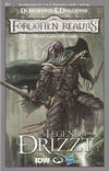 Cover Thumbnail for Dungeons & Dragons: The Legend of Drizzt: Neverwinter Tales (2011 series) #1 [Module Edition]