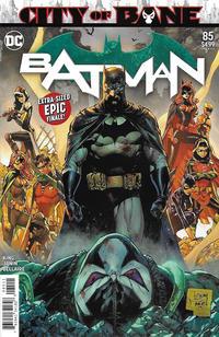 Cover Thumbnail for Batman (DC, 2016 series) #85