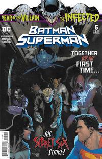 Cover Thumbnail for Batman / Superman (DC, 2019 series) #5 [David Marquez Cover]