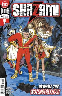 Cover Thumbnail for Shazam! (DC, 2019 series) #9 [Mark Buckingham Cover]