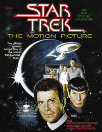 Cover Thumbnail for Star Trek: The Motion Picture Facsimile Edition (IDW, 2019 series)