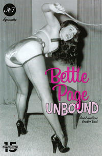 Cover Thumbnail for Bettie Page Unbound (Dynamite Entertainment, 2019 series) #7 [Cover E Photo]