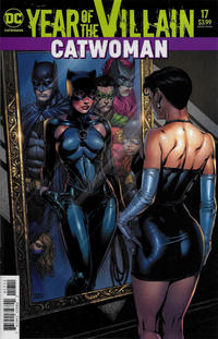 Cover Thumbnail for Catwoman (DC, 2018 series) #17