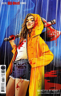 Cover Thumbnail for Basketful of Heads (DC, 2019 series) #3 [Tula Lotay Cover]