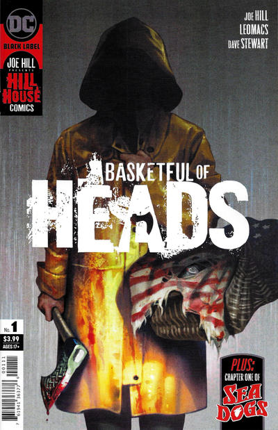 Cover for Basketful of Heads (DC, 2019 series) #1 [Joshua Middleton Cardstock Cover]