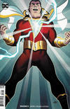 Cover for Shazam! (DC, 2019 series) #8 [Michael Cho Variant Cover]