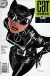 Cover for Catwoman (DC, 2002 series) #2 [Newsstand]