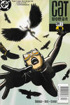 Cover for Catwoman (DC, 2002 series) #24 [Newsstand]