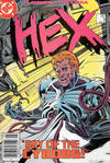 Cover for Hex (DC, 1985 series) #9 [Newsstand]