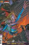 Cover Thumbnail for Supergirl (2016 series) #35 [Drew Johnson Cover]