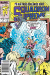 Cover for Squadron Supreme (Marvel, 1985 series) #5 [Newsstand]