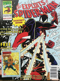 Cover Thumbnail for The Exploits of Spider-Man (Panini UK, 1992 series) #1
