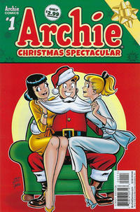 Cover Thumbnail for Archie Christmas Spectacular (Archie, 2019 series) #1