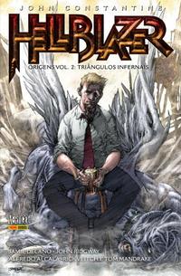 Cover Thumbnail for John Constantine, Hellblazer - Origens (Panini Brasil, 2011 series) #2 - Triângulos Infernais