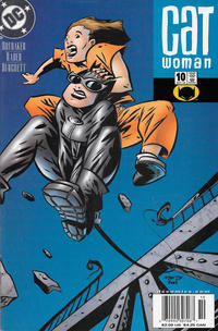 Cover Thumbnail for Catwoman (DC, 2002 series) #10 [Newsstand]